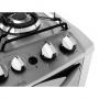 Fogão Electrolux Celebrate 56DTX 4 Bocas Inox